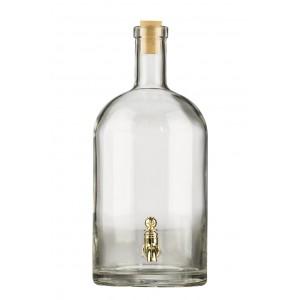 Csapos üveg Botique 1,5L