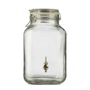 Csapos üveg Fidó 3L