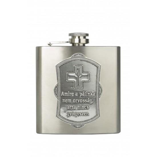 """Ón címkés 0,18 Literes flaska """"AMIRE A PÁLINKA"""""""