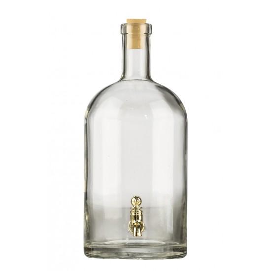Csapos Botique 1,5 Literes üvegpalack