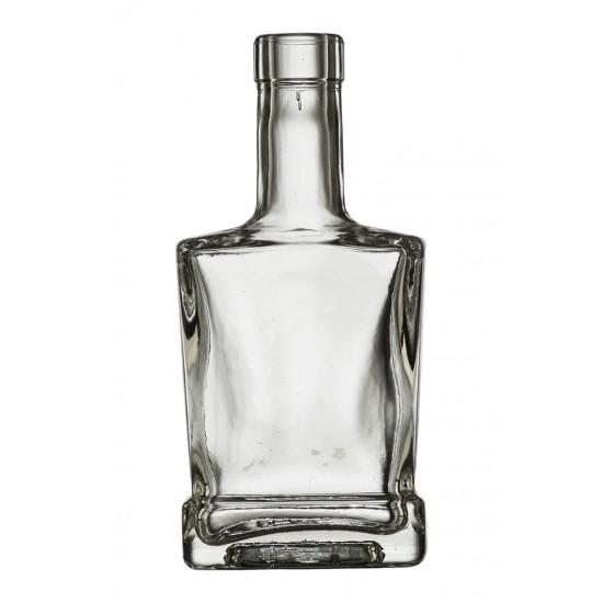 King Piatta 0,2 Literes üvegpalack