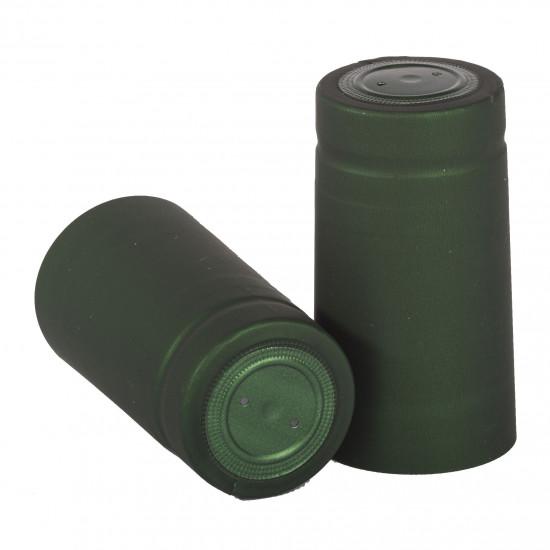 PVC zsugorkapszula dugós palackokhoz zöld